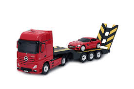 100 26 Truck Amazoncom 1 Scale Remote Control Mercedes Benz Actros