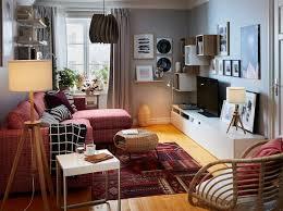 gemütliches und kuscheliges wohnzimmer ikea österreich