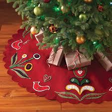 Seashell Christmas Tree Skirt by Jo Ann Holiday 2013 Press Kit Joann
