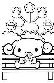 Cute Animal Coloring Pages Kawaii Baby Prints