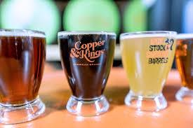 Kentucky Pumpkin Barrel Ale Glass by Copper U0026 Kings Gears Up For Its Second Annual Brandy Barrel Beer