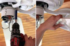 Hampton Bay Ceiling Fan Blade Removal by How To Install A Ceiling Fan Pretty Handy