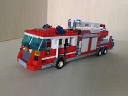 100 Truck Snorkel Lego Fire 1 Jordan Parmegiani Flickr
