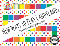 New Ways To Play Candyland Playing Board Games