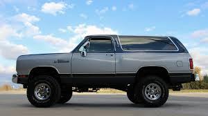 100 1988 Dodge Truck Ramcharger F1051 Austin 2014
