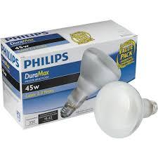 philips duramax br30 incandescent floodlight light bulb 223032