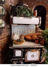 Country Home Cold Stove Oven
