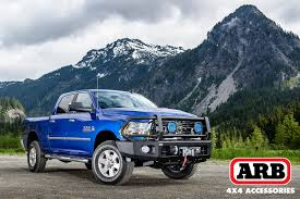 Dodge Ram Bumper | ARB 4x4 Accessories