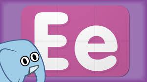 Alphabet Surprise Turn & Learn ABCs Learn Letter E
