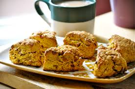 Pumpkin Scones Starbucks by Whole Wheat Pumpkin And Cinnamon Chip Scones