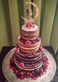 Naked Wedding Cake Archives
