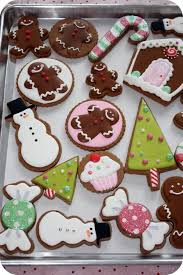 Decorated Shortbread Cookies by 98 Best Christmas Treats Images On Pinterest Food Calendar And