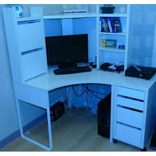 bureau ikea angle ikea bureau d angle dangle ikea bois plaquage panneaux particules