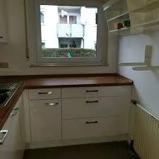 einbauküche hofmeister in l form weiße fronten softclose ebk