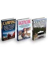 Get Quotations Camping Backpacking RV Living Box Set The Ultimate Guide To And