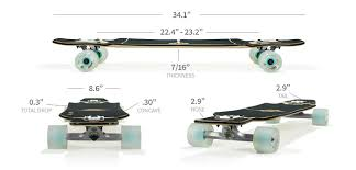 100 Skateboard Truck Sizes Maestro Mini ECore 34 Bustin Boards Co