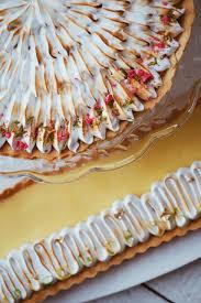 französische tarte au citron meringuée ein einfaches
