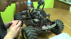 100 Traxxas Nitro Rc Trucks How To TuneUp Your RC With A 25 Engine Tmaxx And