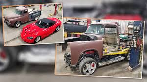 100 Truck Shop Ohio Dropping A 1956 Dodge Pickup Body On A 2004 Dodge Viper