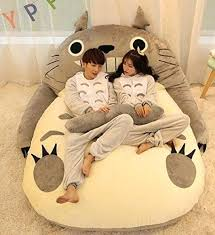 Best Bean Bag Chair Images On Crafts Cushions Andlarge Chairs For Kids My Neighbor Plush Bedding