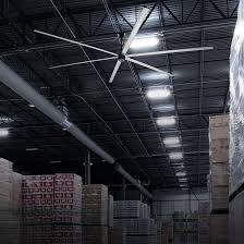 Hvls Ceiling Fans Residential by Warehouse U0026 Distribution Macroair Fans