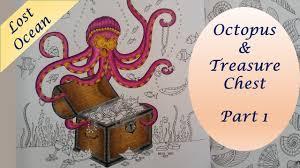 Octopus Treasure Chest