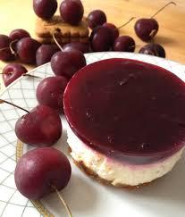 cuisine cerise ulrique cuisine mini cheesecakes aux cerises