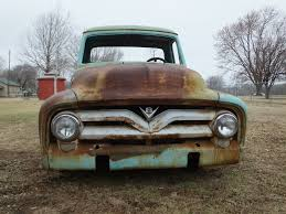 1955 Ford F100 Pickup Roller Rat Rod Project Truck - Used Ford F-100 ... 1955 Ford F100 For Sale 2047335 Hemmings Motor News Cars F250 Parts Or Restoration Truck Enthusiasts Forums For Sale Autabuycom Gateway Classic Indianapolis 275ndy F800 Wheeler Auctions Panel F270 Kissimmee 2015 Pickup 566 Dyler Blue Front Angle Wallpapers Vehicles Hq Pictures Custom Frame Off Restored Ac Corvette 1963295