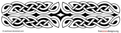 Celtic Armband Tattoo Design