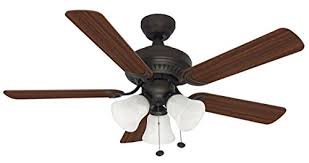 Litex Ceiling Fan Downrod by Litex E Blr44abz5c Balmoral Collection 44 Inch Ceiling Fan With