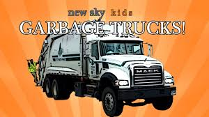 Garbage Truck Videos For Children - Garbage Trucks Crush More Stuff ...