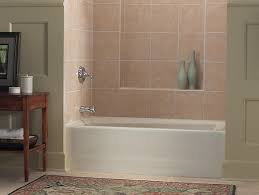 mendota 60 x 32 alcove bath with left hand drain k 505 kohler