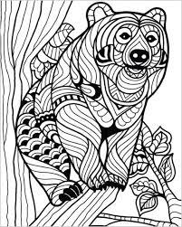 Wild Animals Volume 1 Illustrated By Terbit Basuki Animal Coloring PagesColoring