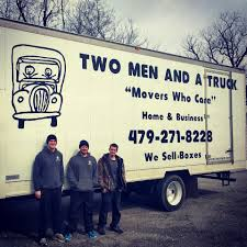 Two Men & A Truck - Springdale, Arkansas - Local Business | Facebook Movers In Rockford Mi Two Men And A Truck Expands Efficient Longdistance Solution To Two Men Gear Celebrates 57 Months Of Consecutive Growth And Truck Sacramento Moving Company Gives Advice On How To And A Help Us Deliver Hospital Gifts For Kids Burlington Nc Movers Cost Guide Ma Enhances Trusted Service Introduces Services Fgs The Restoration Central Austin Tx