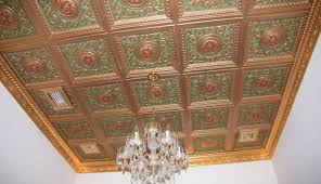 2x2 Ceiling Tiles Cheap by Ceiling Awesome Faux Tin Ceiling Tiles For 99 Cents Per Panel
