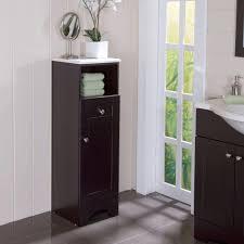 Bathroom Linen Tower Espresso by Bathroom Vanity And Tower Set Best Bathroom Decoration