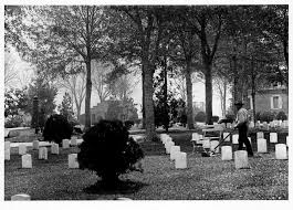 The Baton Rouge National Cemetery Was Officially Established In 1868 As A Burial Space For Union