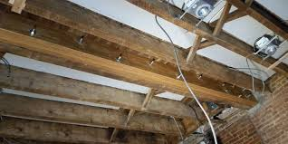 Sistering Floor Joists With Plywood by Townhouse Renovation Surprise Fontan Architecture