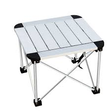 traveling simple rectangle folding picnic table with practical