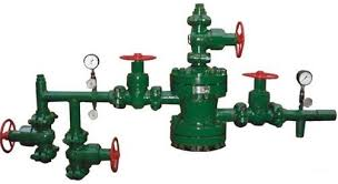 A Christmas Tree Can Be Defined As Kind Of Wellhead Assembly Consisting Triple Valves Four Way Which Used For The Fluid Control Oil
