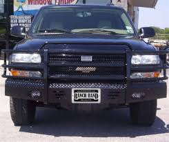 100 Front Truck Bumpers Summit Series Bumper Ranch Hand FSC99HBL1 Titan