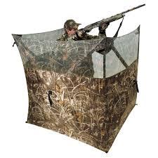 Costway Ground Hunting Blind Portable Deer Pop Up Camo Hunter