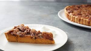 Pumpkin Praline Pie Cooks Illustrated by Pumpkin Pecan Tart