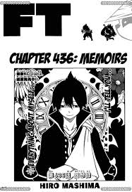 This Week Chapter Is All About Zeref Past And How He Got Into The Dark Arts Became Strongest Wizard