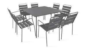 table de jardin metal pliante meilleur de stunning table de salon