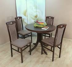 2er set stühle massivholz buche nußbaum cappuccino esszimmer