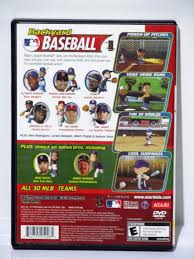 Backyard Baseball (Sony PlayStation 2, 2004) | EBay Backyard Baseball 09 Pc 2008 Ebay Pablo Sanchez The Origin Of A Video Game Legend Only 1997 Ai Plays Backyard Seball Game Stponed Offline New Download Pc Vtorsecurityme Backyardsportsfc Deviantart Gallery Gamecube Outdoor Goods Whatever Happened To Humongous Gather Your Party Sports 2015 1500 Apk Android Free Home Design Ipirations Mac Emulator Ideas
