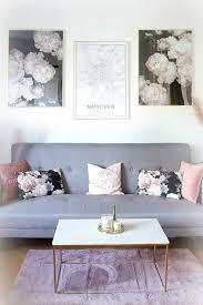 new home desenio bilderwand kirschblütenblog