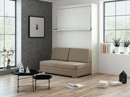 schrankbett wandbett mit sofa leggio linea tondo classic 180