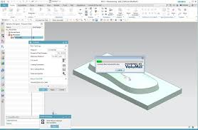 Working with VoluMill v8 1 0 3444 for NX 11 0 full license